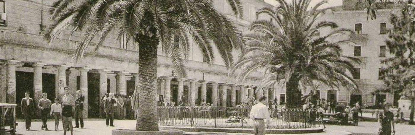Piazza antica di Vallo